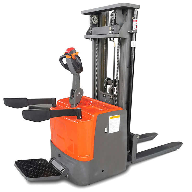 Low Roof KAD Free Lifting 2000kg Electric Pallet Stacker