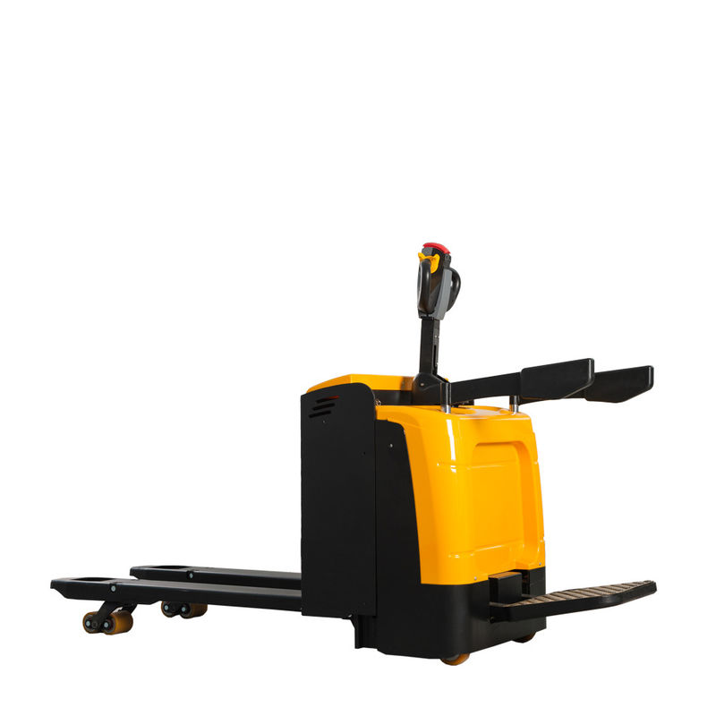 3 Position 3000KG Hand  Battery Electric Powered Pallet Truck