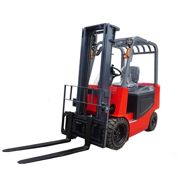 6000mm Cascade Sideshift Power Stacker 3 Ton Electric Forklift
