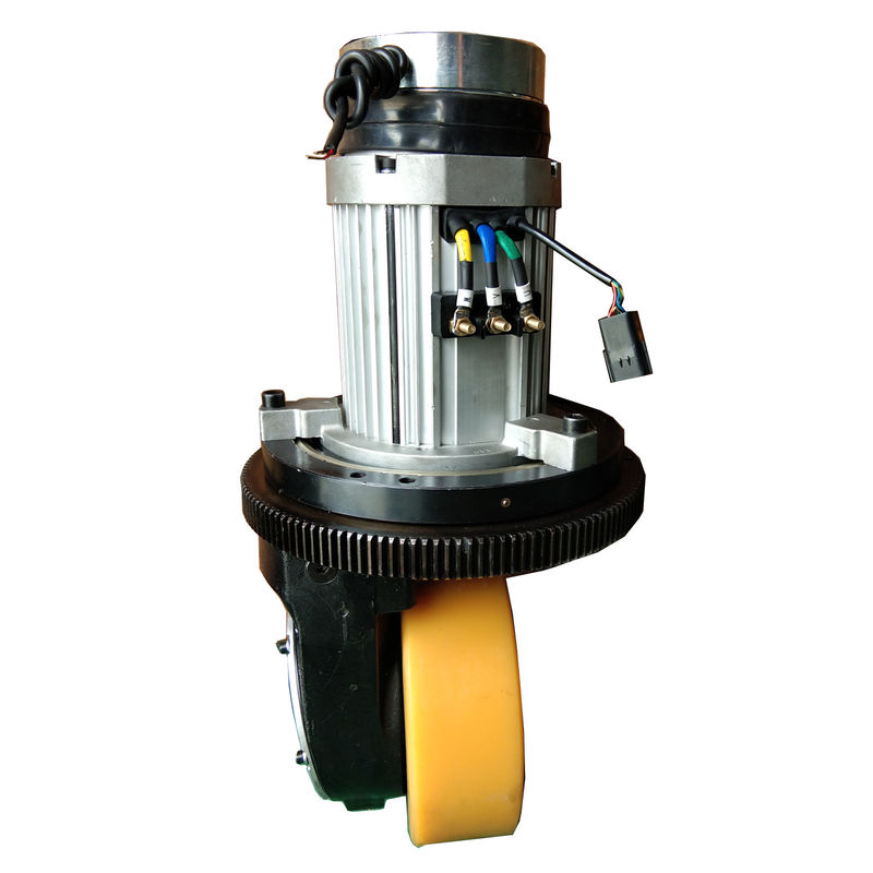 1500W 230MM AC Motor Vertical Forklift Drive Wheel Unit