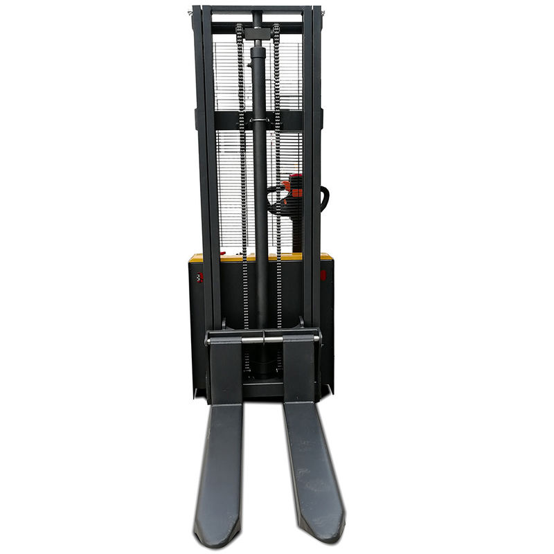 CE Hand Operated 1000KG 3000mm Walkie Pallet Stacker